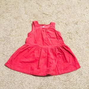 Baby gap fit and flare dress